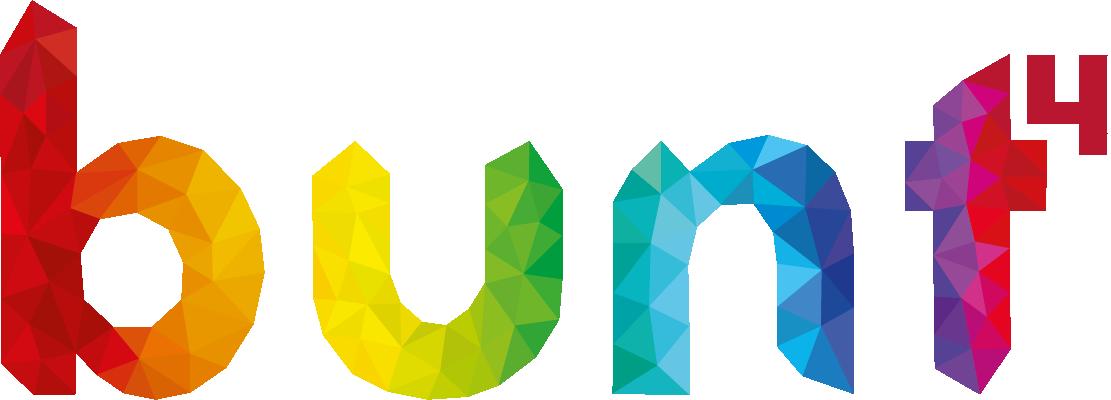 Webdesign & Grafikdesign • Agentur BUNT HOCH 4 • aus Bad Nauheim in Hessen
